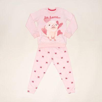E21K-14P101 ,Dječija ženska pidžama
