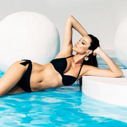 E19K-42K110 , Ženski kupaći kostim-slip