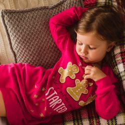 E19K-94X101 , Dječija ženska spavaćica