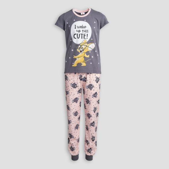 E19K-24P101 , Dječija ženska pidžama WB